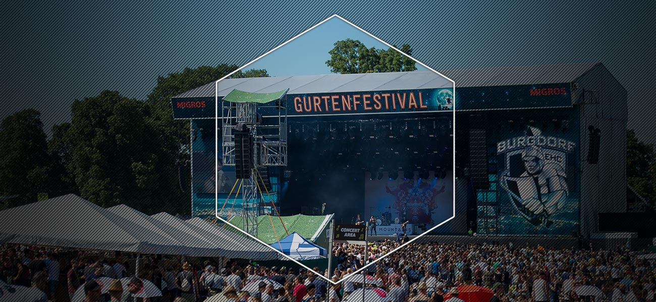 EHCB goes Gurtenfestival 2018